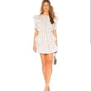 LoveShackFancy Natasha Dress. Size XS